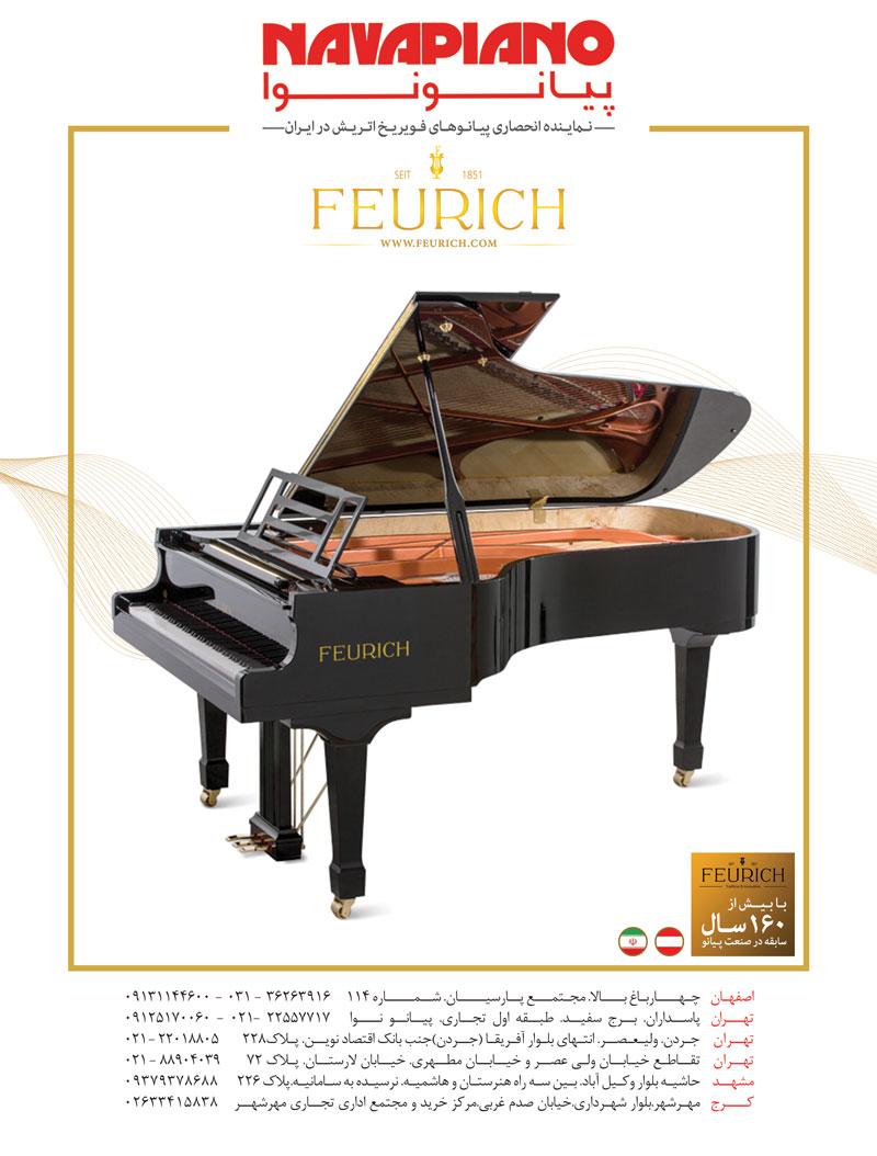 درباره پیانو نوا